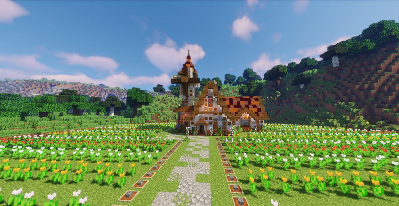 Tulip Manor Screenshots (9)