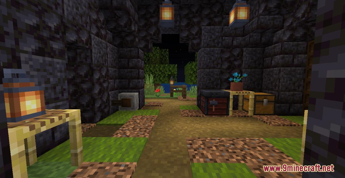 Ultimate Survival Map 4 Screenshots (8)