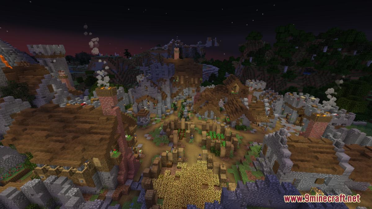 Ultimate Survival Starter Map 3 Screenshots (2)