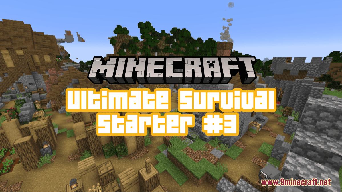 Ultimate Survival Starter Map 3