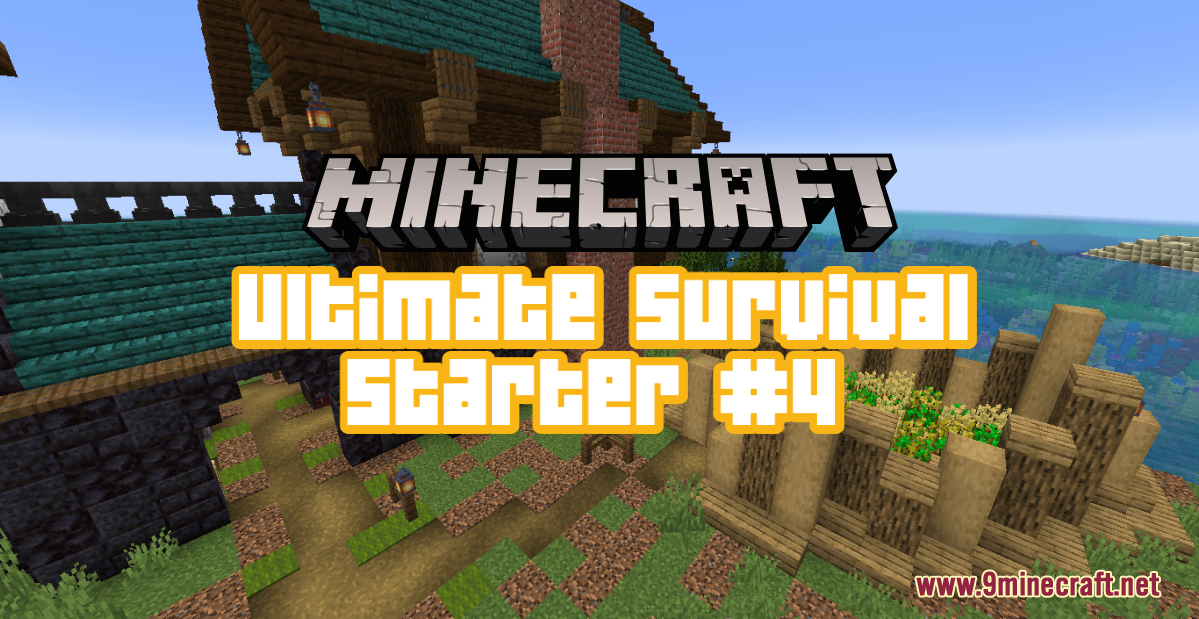 Ultimate Survival Starter Map 4