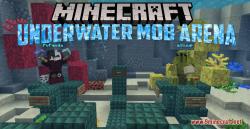 Underwater Mob Arena Map