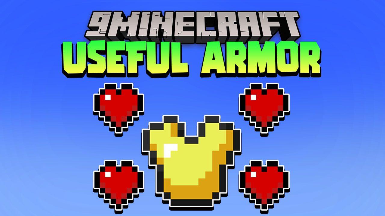 Useful Armor Data Pack Thumbnail