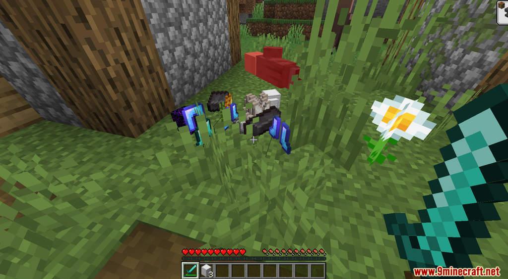 Villager Drop OP Items Data Pack Screenshots (4)