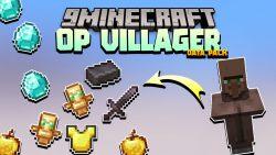 Villager Drop OP Items Data Pack Thumbnail