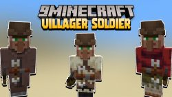 Villager Soldiers Data Pack Thumbnail