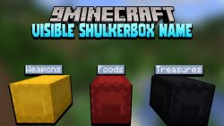 Visible Shulkerbox Name Data Pack Thumbnail