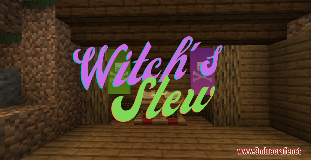 Witch's Stew Map