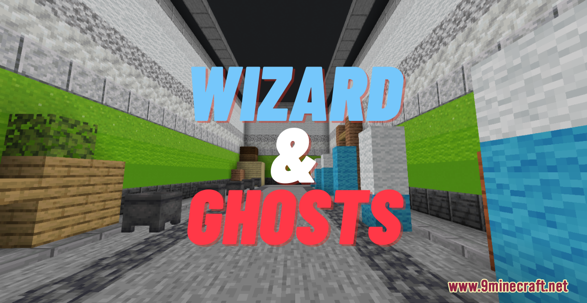 Wizards and Ghosts Map