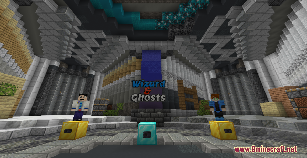 Wizards and Ghosts Screenshots (2)