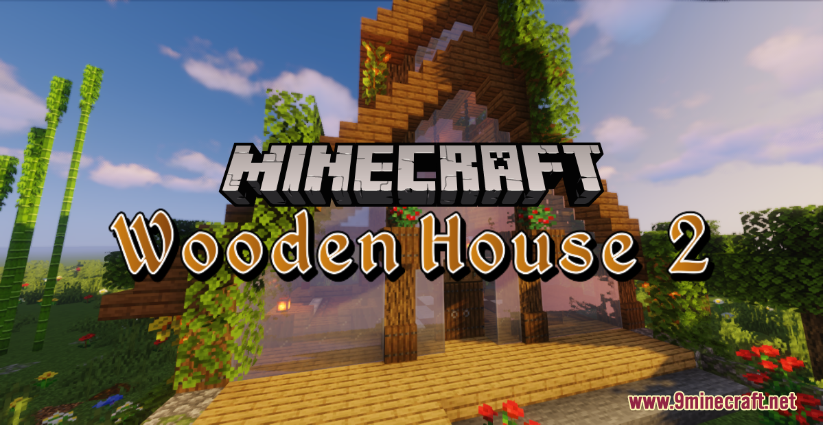 Wooden House 2 Map
