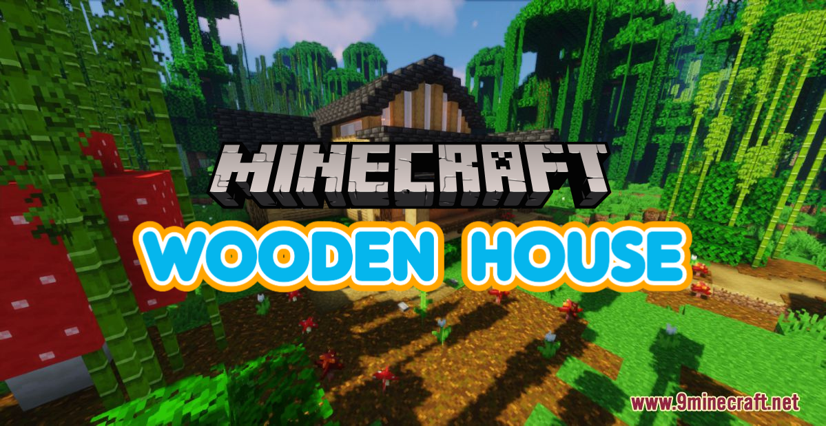 Wooden House Map