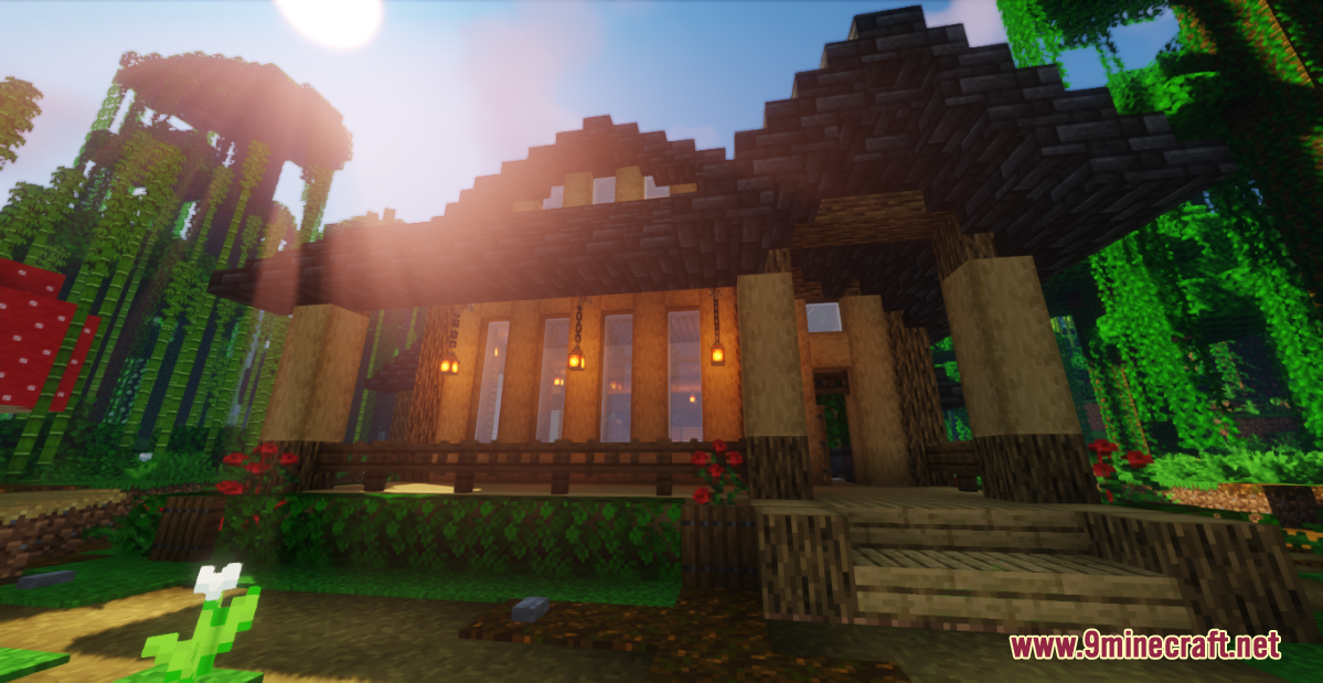 Wooden House Screenshots (1)