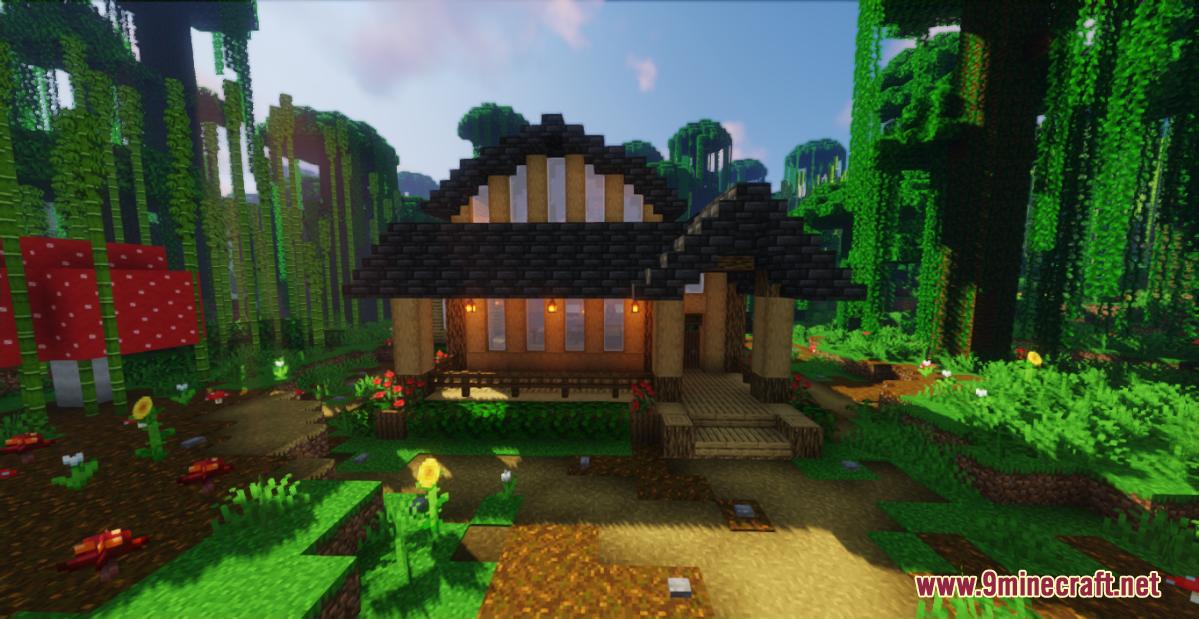 Wooden House Screenshots (2)