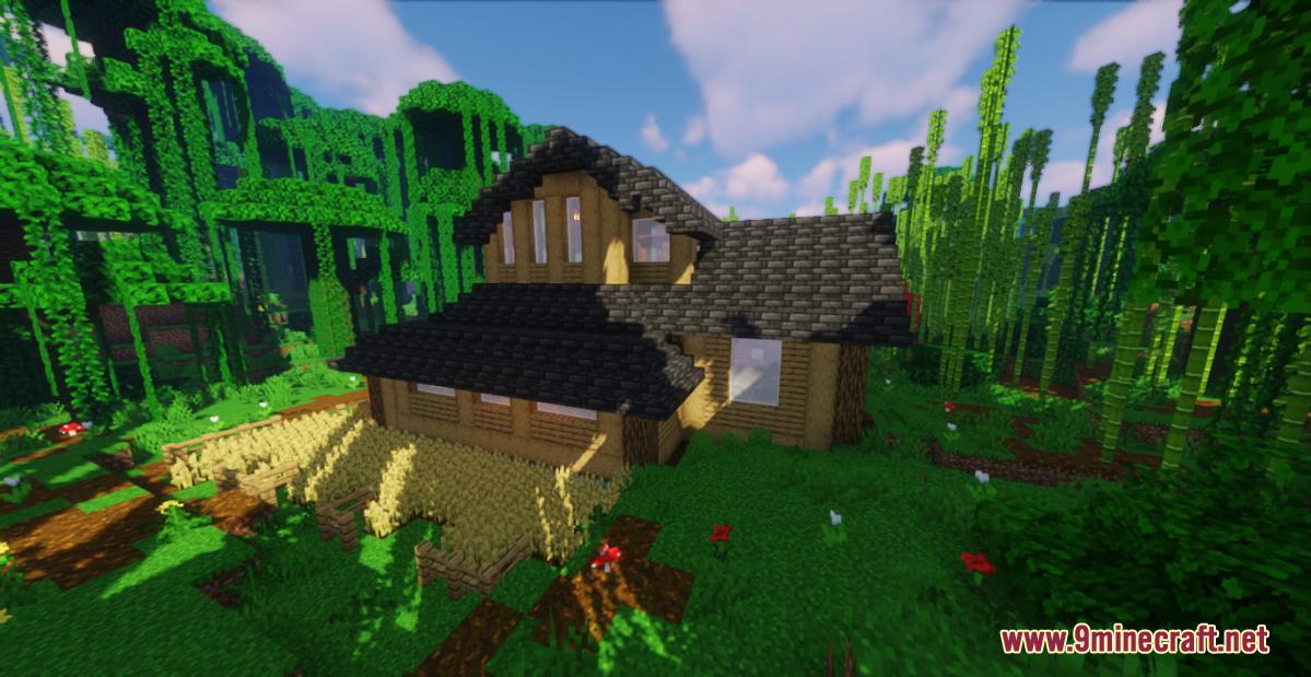 Wooden House Screenshots (3)