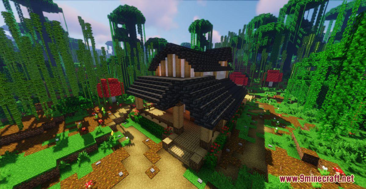 Wooden House Screenshots (4)