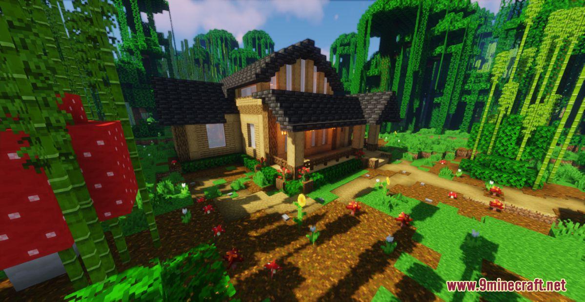 Wooden House Screenshots (5)