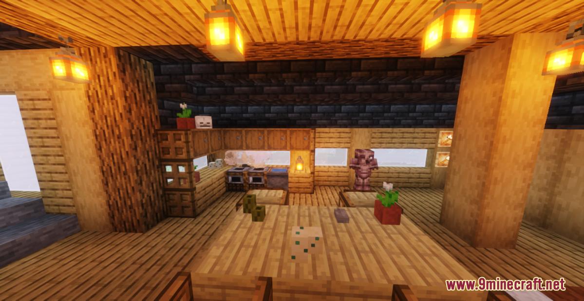 Wooden House Screenshots (7)