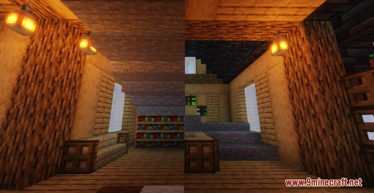 Wooden House Screenshots (8)