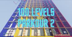 100 Levels Parkour 2 Map