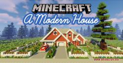 A Modern House Map