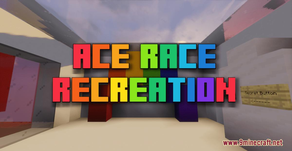 Ace Race Recreation Map