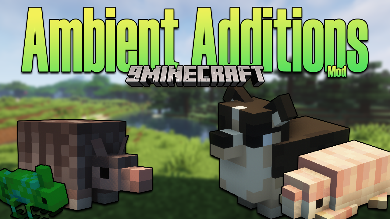 Ambient Additions mod thumbnail