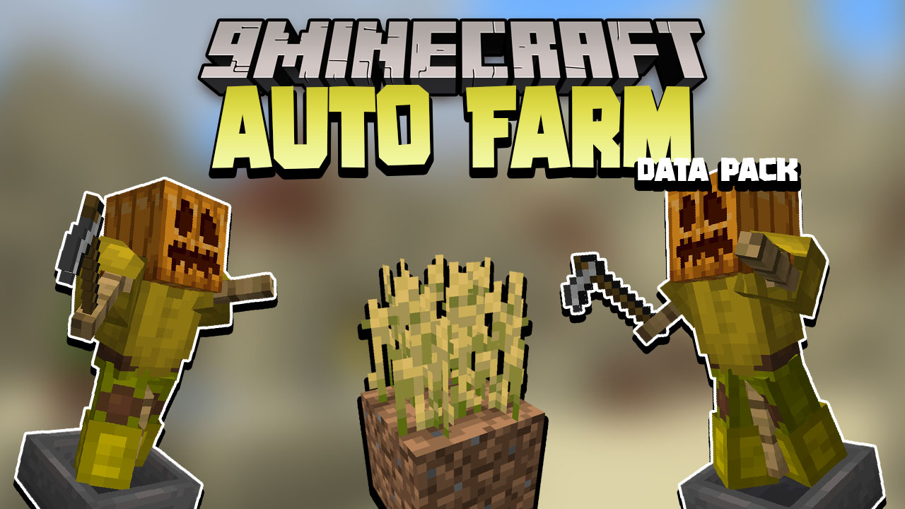 Auto Farm Data Pack Thumbnail
