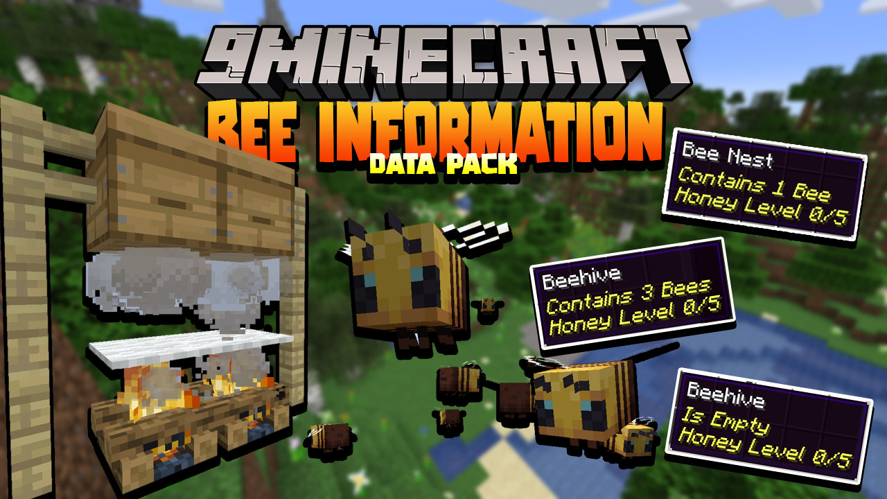 Bee Information Data Pack Thumbnail