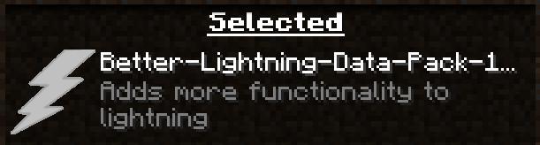 Better Lightning Data Pack Screenshots (1)