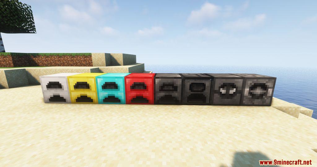 BetterFurnaces Reforged mod screenshots 01