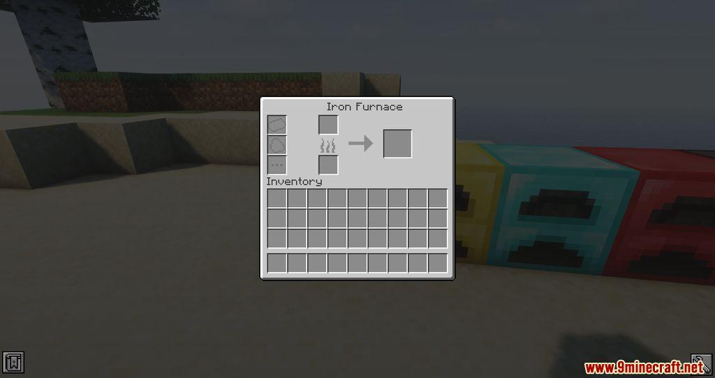 BetterFurnaces Reforged mod screenshots 02