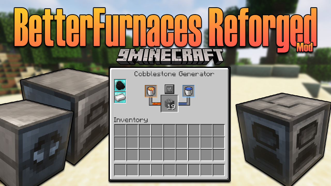 BetterFurnaces Reforged mod thumbnail