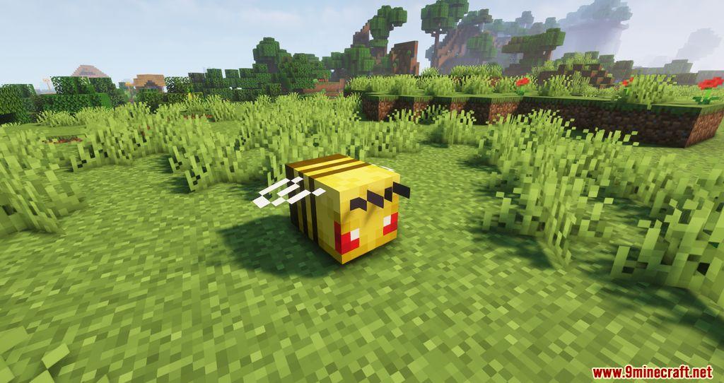 Carrier Bees mod screenshots 01