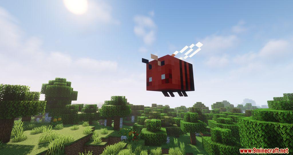 Carrier Bees mod screenshots 02
