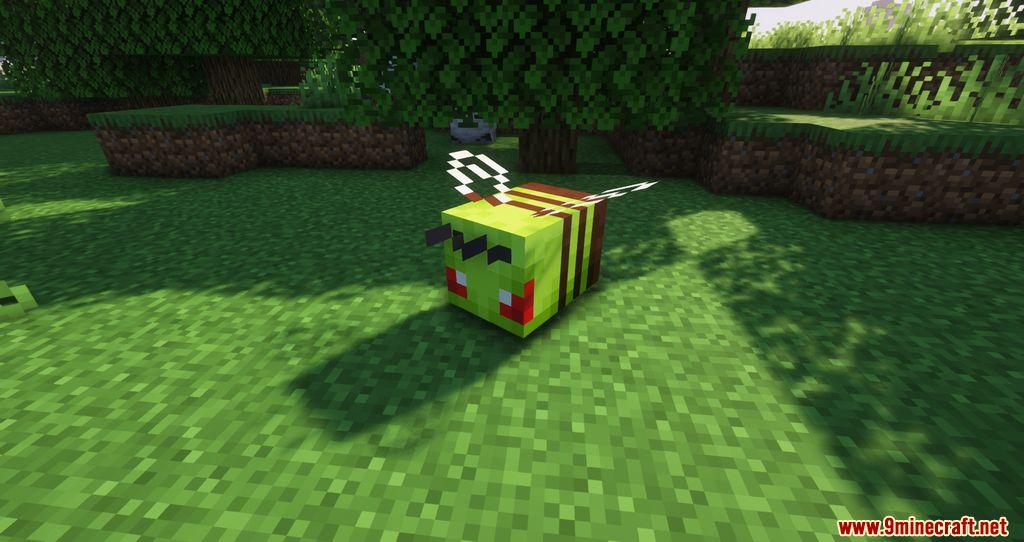Carrier Bees mod screenshots 03