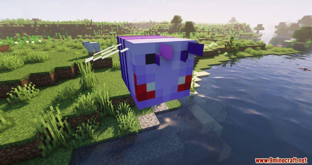 Carrier Bees mod screenshots 05