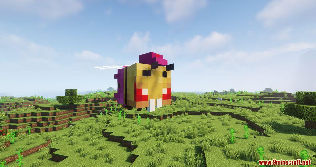 Carrier Bees mod screenshots 06