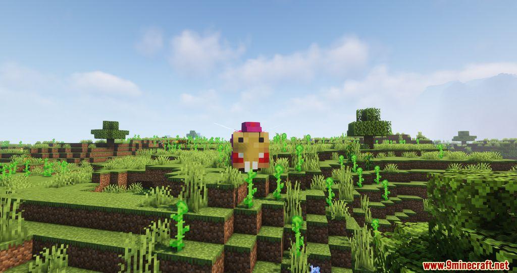 Carrier Bees mod screenshots 07