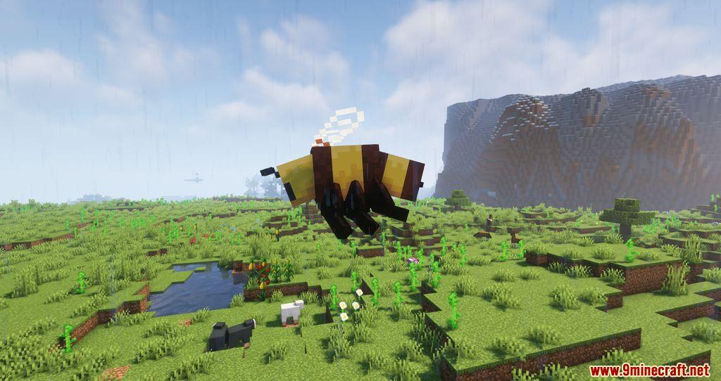 Carrier Bees mod screenshots 08