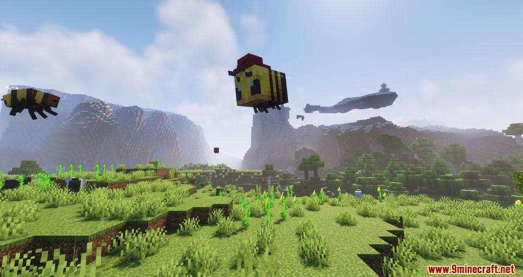 Carrier Bees mod screenshots 10