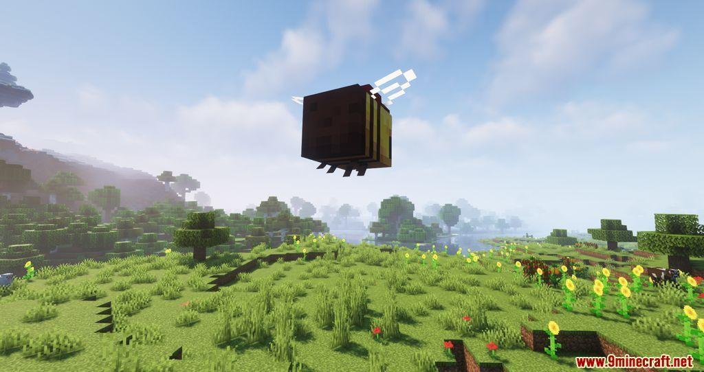 Carrier Bees mod screenshots 11