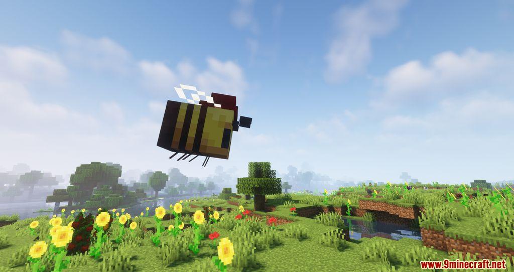 Carrier Bees mod screenshots 12
