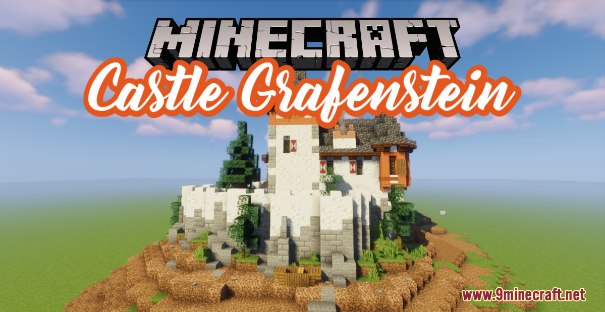 Castle Grafenstein Map