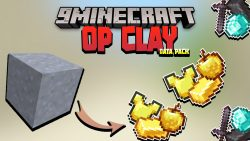 Clay Drop OP Items Data Pack Thumbnail
