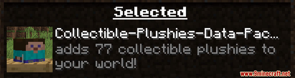 Collectible Plushies Data Pack Screenshots (1)