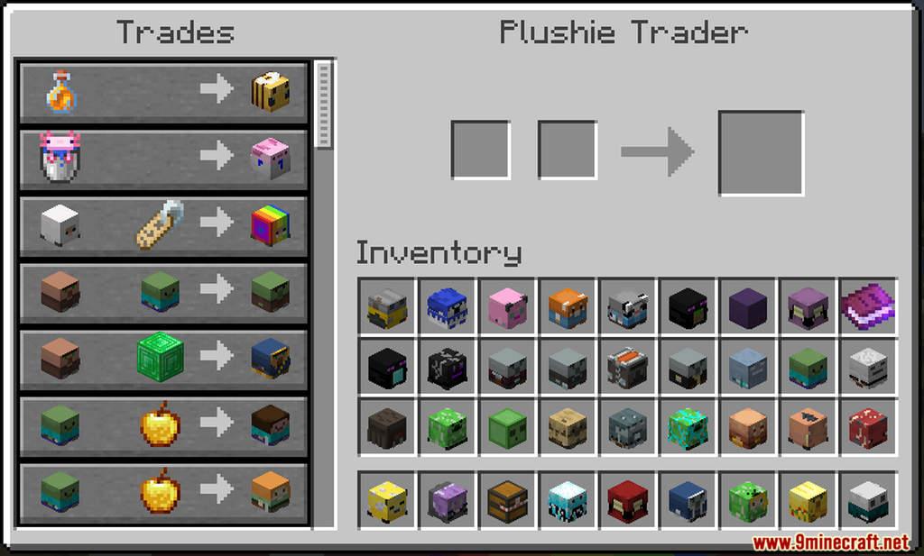Collectible Plushies Data Pack Screenshots (4)
