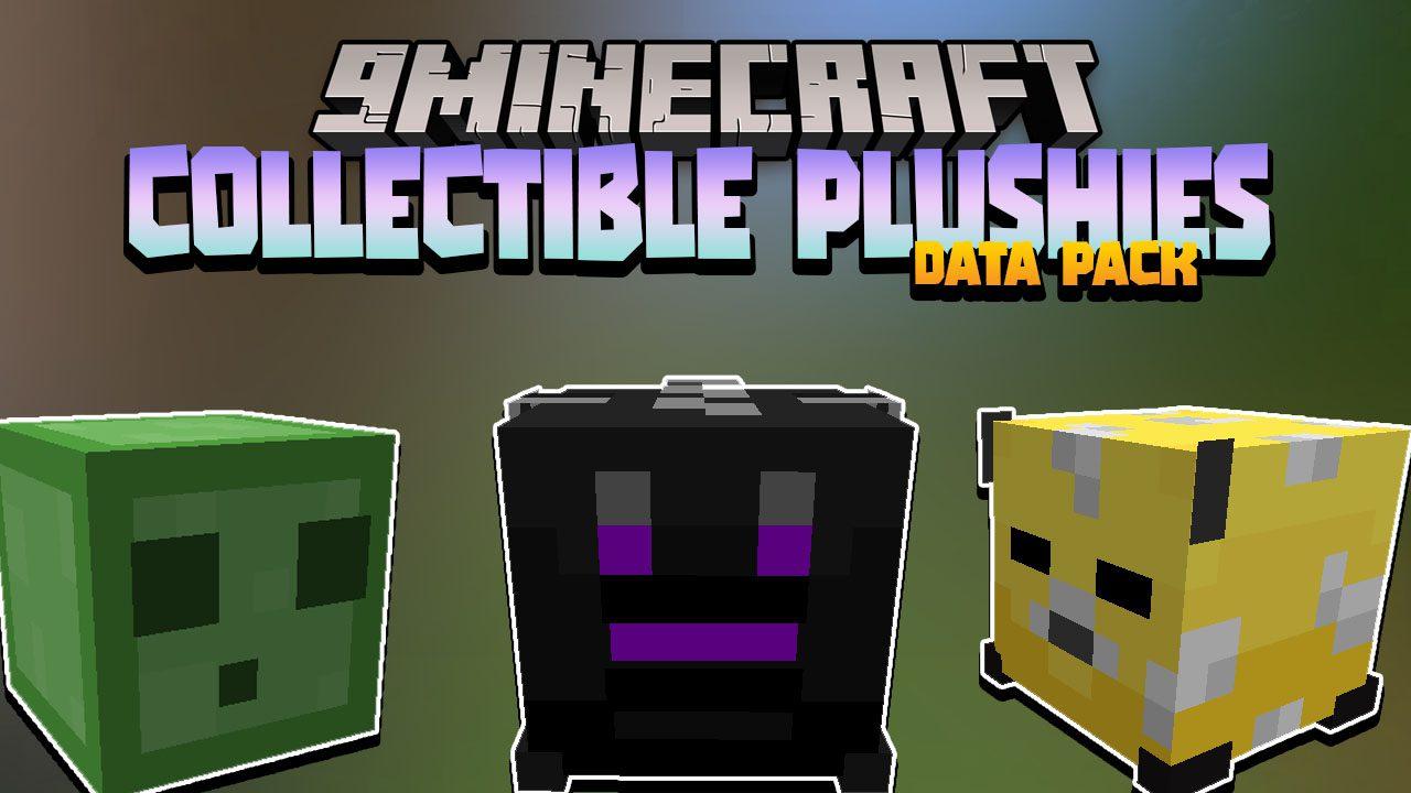 Collectible Plushies Data Pack Thumbnail