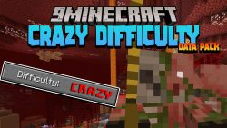 Crazy Difficulty Data Pack Thumbnail
