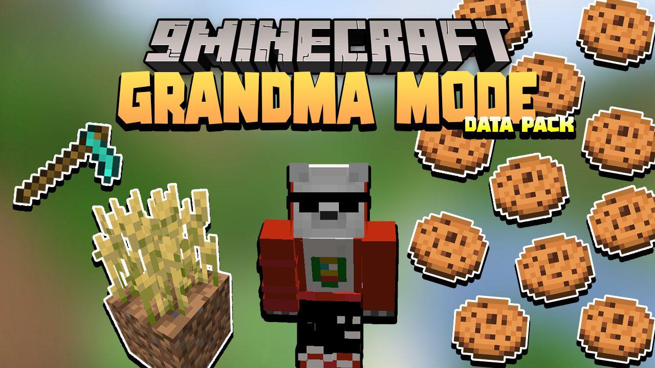 Difficulty Grandma Data Pack Thumbnail